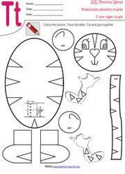 26 Alphabet Craft Worksheets | Fun and Easy Alphabet Crafts