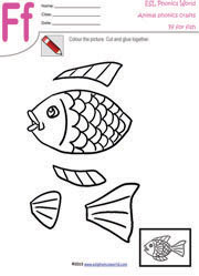 ... Worksheets, Animal Paper Craft, Paper Crafts for Kindergarten Kids