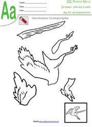 math worksheet : dinosaur paper craft worksheets dinosaur worksheets for  : Kindergarten Dinosaur Worksheets