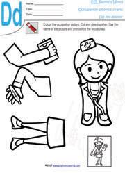 12 Occupation Crafts for Kids | Best Fun Job Crafts