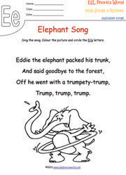 ESL Phonics World Alphabet Songs and Rhymes