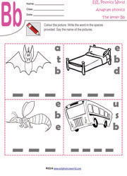 letter worksheets preschool