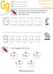 preschool worksheets letters a z tracing kindergarten phonics. Black Bedroom Furniture Sets. Home Design Ideas
