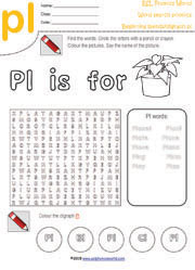 phonics wordsearch worksheets kids word search puzzles. Black Bedroom Furniture Sets. Home Design Ideas
